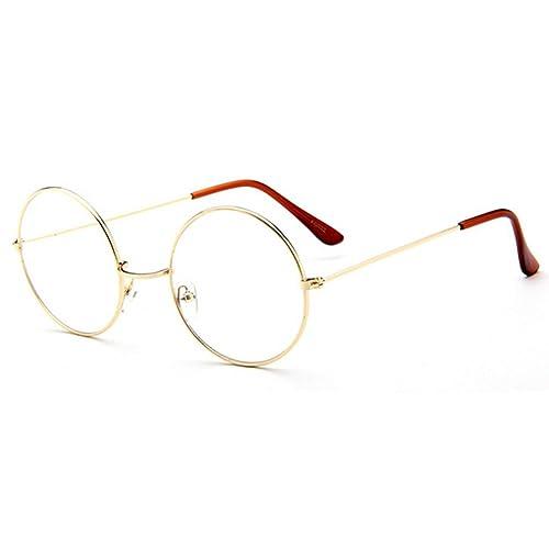 Juleya Occhiali da lettura Occhiali da lettura Occhiali da lettura Occhiali da vista Geek/Nerd per Uomini Donne