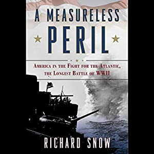 A Measureless Peril Audiobook