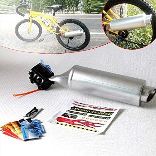 Remaxm - Tubo de radios para Bicicleta, Sistema de Escape de ...