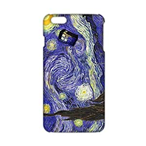 Fortune 3D Case Cover Cartoon Doctor Who Phone Case for iPhone6 plus