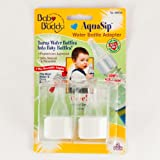 Baby Buddy AquaSip Water Bottle Adapter 2ct - 12 count Case Pack 12