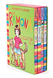 The Ramona Collection, Vol. 1: Beezus and Ramona / Ramona the Pest / Ramona the Brave / Ramona and Her Father [4 Book Box set]
