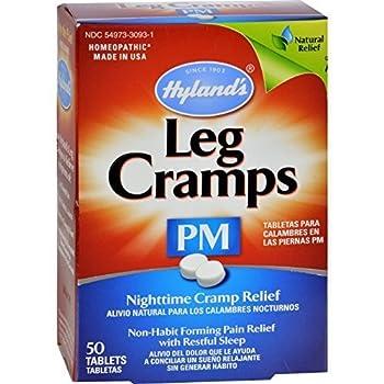 Hyland Leg Cramps Pm - 8 Pack