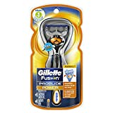 Gillette Fusion ProGlide Power Men's Razor with FlexBall Handle Technology and 1 Razor Blade Refill, Mens Razors / Blades
