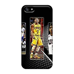 Hard Plastic Iphone 5/5s Cases Back Covers,hot Kyrie Irving Cases At Perfect Customized