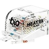 """OG Glass tube filter Dispenser with 100 PC 4/"""" Chillum"""