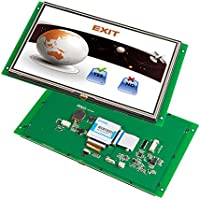STONE 10.1 Inches TFT Brand Touch Screen STVA080WT-01 with CPU and UART All T-e in U Disk for Mechanial Use