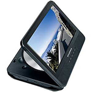 """Sylvania SLTDVD9220 9"""" Android Tablet with Integrated Portable DVD Player (Certified Refurbished)"""