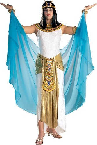 Cleopatra Costume - Small - Dress Size
