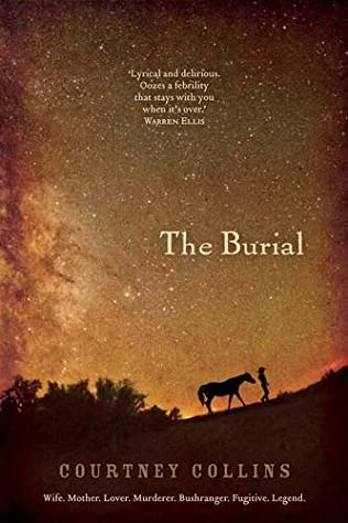 book cover of The Burial