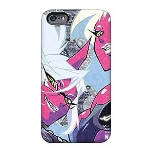 Apple Iphone 6 HiN33504IEaZ Customized Trendy Scanty Kneesocks Series Scratch Resistant Hard Phone Covers -ElijahFenn
