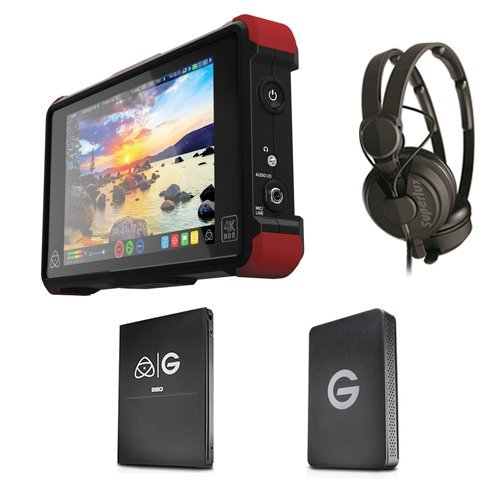 Amazon.com: Atomos Ninja Flame con 512 GB G-Technology SSD ...