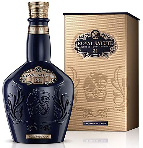 Whisky Royal Salute Anos 700ml