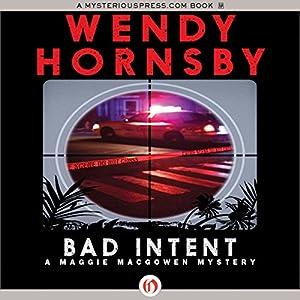 Bad Intent Audiobook
