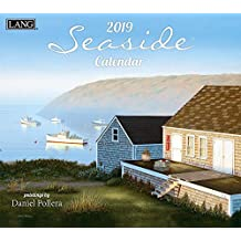 Seaside 2019 Calendar: Includes Bonus Free Download