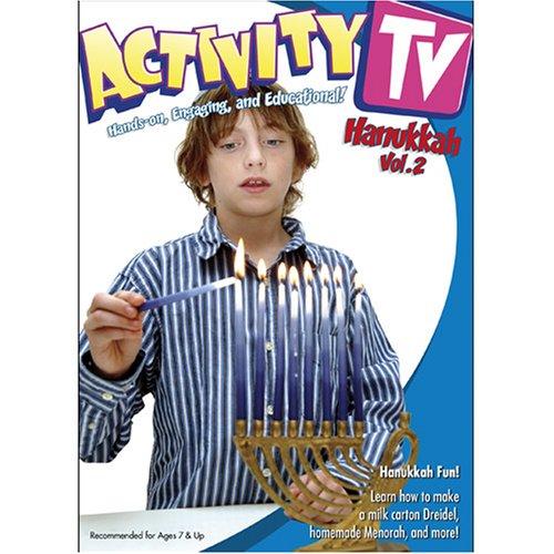 Activity TV: Hanukkah Fun V.2 by Echo Bridge Home Entertainment