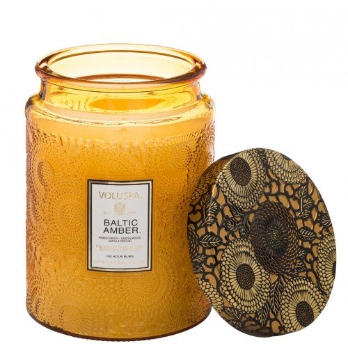 Voluspa-Baltic-Amber-Large-Glass-Jar-Candle-16-oz