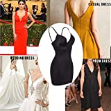 LANFEI Women's Sexy Shapewear Firm Control Full Shaping Camis Slip Dress