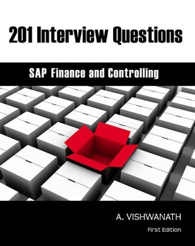 Download 201 Interview Questions – SAP Finance and Controlling Pdf