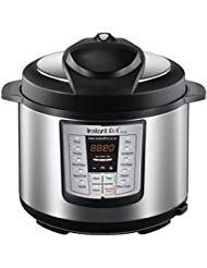 Instant Pot IP-LUX60 v2 6-in-1 Programmable Pressure Cooker, 6-Quart 1000-Watt (Discontinued)