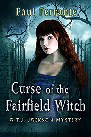 book cover of Curse of the Fairfield Witch