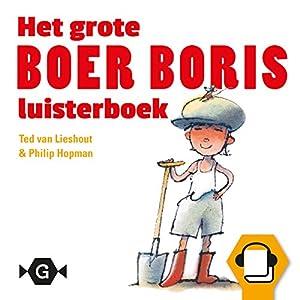 Het grote Boer Boris luisterboek | Livre audio
