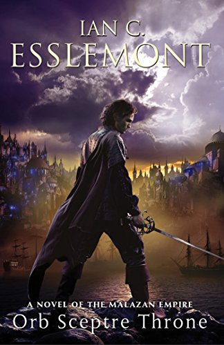 - Orb Sceptre Throne: A Novel of the Malazan Empire