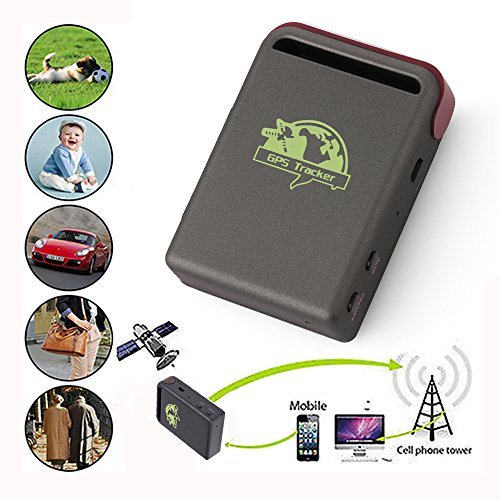 Eaglerich Original Coban GPS102B 4 Bands Mini TK102 GSM/GPRS GPS Tracker For Cars/Pets/Kids/Eld men 1PCS/Lot by Eaglerich