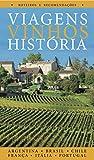capa de Guia de Viagens, Vinhos, História - Volume 1