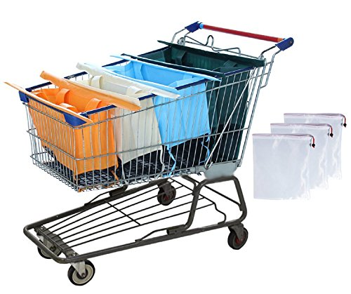 Bolsas de organizacion para supermercados,diferentes  ()