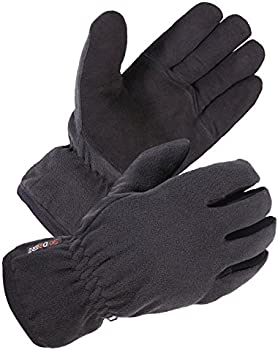 SKYDEERE Winter Glove with Warm Deerskin Suede Leather