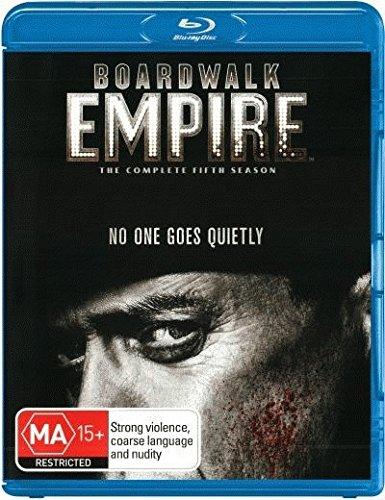 Boardwalk Empire Season 5 | 3 Discs | NON-USA Format | Region B Import - Australia
