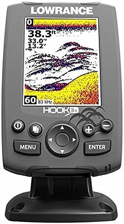 Lowrance Localizador Hook-3X: Amazon.es: Bricolaje y herramientas