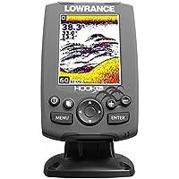 Lowrance Hook 3X Sondeur Noir