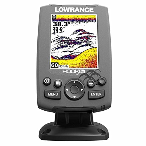 Lowrance Hook 3x Fish Finder Reviews