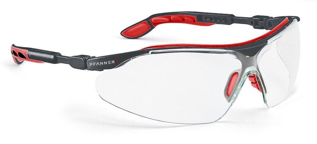 Farbe:get/önt Pfanner Schutzbrille Nexus kratzfest und UV best/ändig