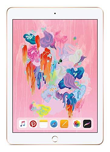 اسعار Apple iPad (Wi-Fi, 32GB) - Gold (Latest Model)
