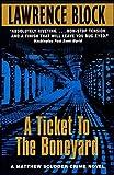A Ticket to the Boneyard (Matthew Scudder)