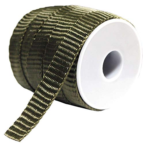 - Habitech 45' Tree Tie Strap Staking and Guying Material, 1,800 Lbs Strength