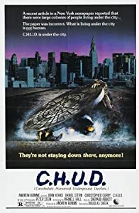 Chud C.H.U.D. Movie Poster 24x36 from Posters