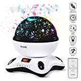 Music Light Projection lamp Remote Control and Timer - Best Reviews Guide