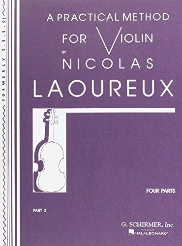 Practical Method - Part 2: Violin Method.