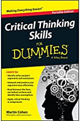Critical Thinking Skills For Dummies Kindle Edition
