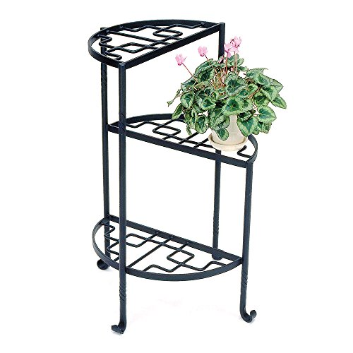 Achla Designs  Iris Tiered Plant Stand