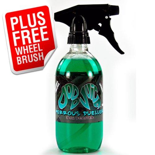Dodo Juice Ferrous Dueller Iron X Remover Spray **PLUS FREE WHEEL BRUSH**