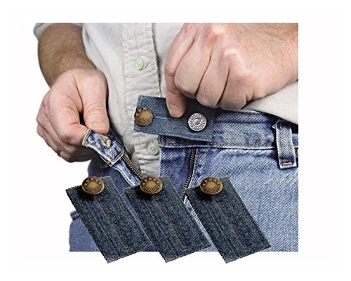 denim-jean-waist-extender-set-of-3-for-men-or-women-with-gold-finished-metal-button