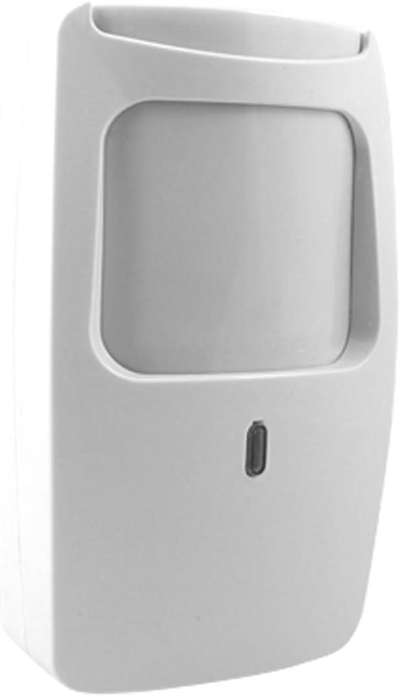 Doble Infrarrojo Microondas Digital Detector Movimiento PIR Alarma ...