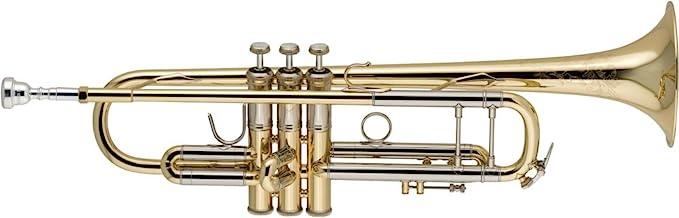 Vincent Bach Stradivarius Professional Trumpet Model 190S37 50th Anniversary in Lacquer Finish