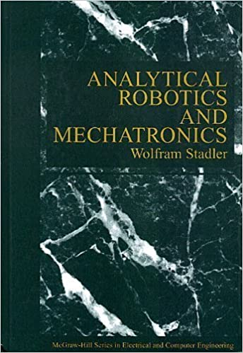 Analytical Robotics And Mechatronics Mcgraw Hill Series In