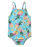 Viworld Baby Girl one Piece Swimsuit Pineapple